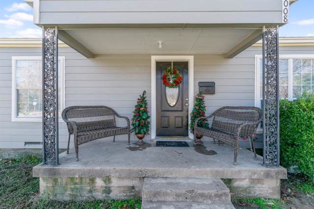 1008 Sunset Drive, Irving, TX 75061 (MLS #14236704) :: RE/MAX Town & Country