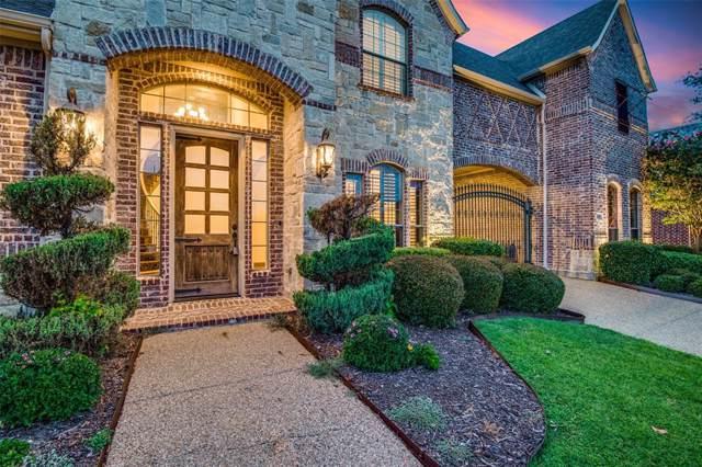 1091 Terrace Manor, Prosper, TX 75078 (MLS #14236705) :: Caine Premier Properties