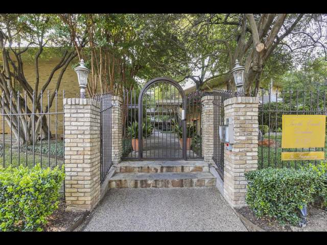 2525 Turtle Creek Boulevard #503, Dallas, TX 75219 (MLS #14236706) :: The Good Home Team