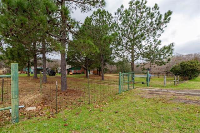 8016 State Highway 19, Edgewood, TX 75117 (MLS #14236724) :: Real Estate By Design