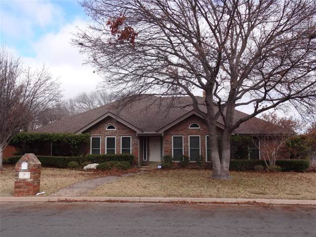 7 Pebble Beach Street, Abilene, TX 79606 (MLS #14236744) :: North Texas Team | RE/MAX Lifestyle Property