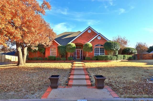6349 Dominion Court, Abilene, TX 79606 (MLS #14236754) :: Team Tiller