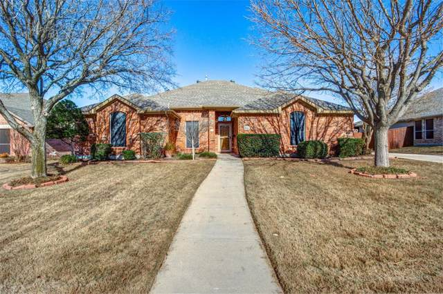 2205 Harvest Hill Drive, Denton, TX 76208 (MLS #14236799) :: The Kimberly Davis Group