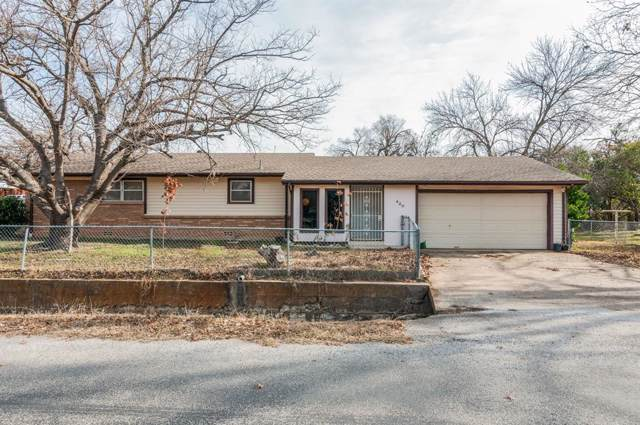 420 N Avenue A, Springtown, TX 76082 (MLS #14236813) :: Robbins Real Estate Group