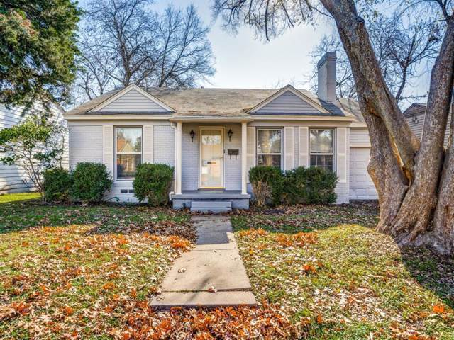 4918 Linnet Lane, Dallas, TX 75209 (MLS #14236831) :: All Cities Realty