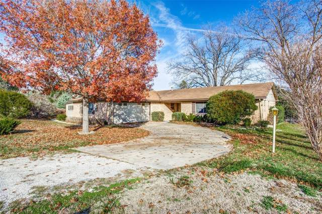 2501 Scenic View Court, Granbury, TX 76048 (MLS #14236839) :: Real Estate By Design