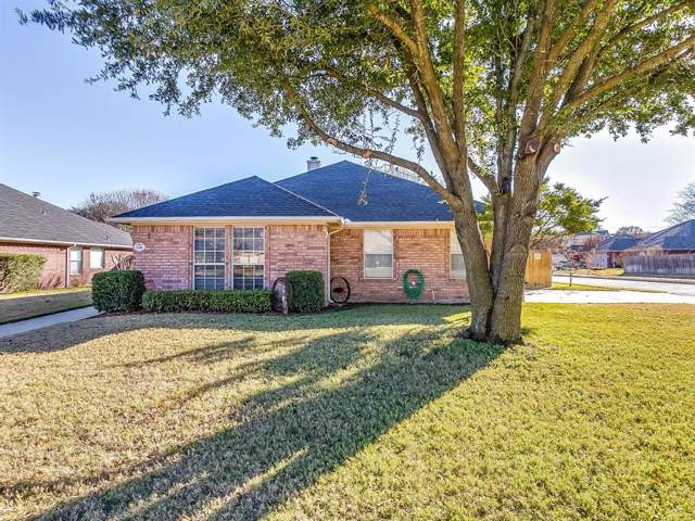 336 Meador Lane, Burleson, TX 76028 (MLS #14236862) :: Team Tiller