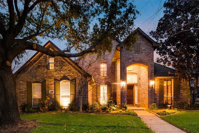 4400 Crown Knoll Circle, Flower Mound, TX 75028 (MLS #14236881) :: Potts Realty Group