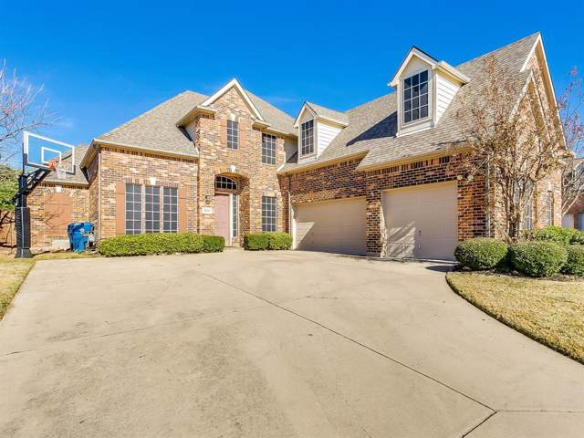 3608 Saint Mark Drive, Flower Mound, TX 75022 (MLS #14236919) :: Hargrove Realty Group