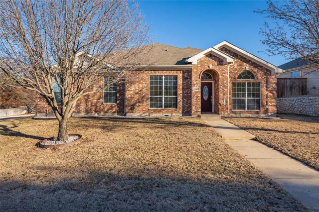 2301 Summer Brook Drive, Weatherford, TX 76087 (MLS #14236920) :: The Chad Smith Team