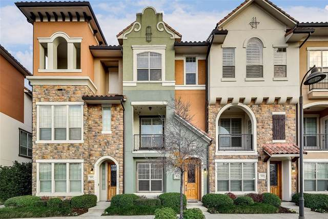 622 Arbol #9, Irving, TX 75039 (MLS #14236941) :: The Mitchell Group