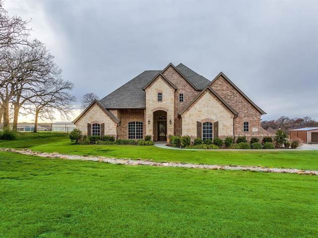 127 Champions Way, Azle, TX 76020 (MLS #14236943) :: All Cities Realty