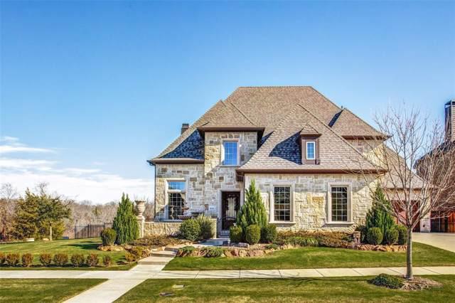 8126 Shackelford Drive, Frisco, TX 75035 (MLS #14236944) :: Caine Premier Properties
