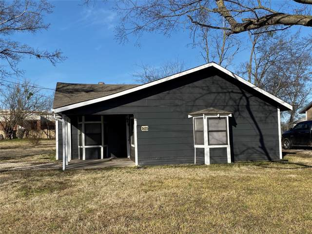 1415 Church Street, Sulphur Springs, TX 75482 (MLS #14236955) :: All Cities Realty