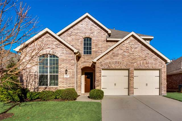 1907 Fairway Crossing Road, Wylie, TX 75098 (MLS #14236956) :: Baldree Home Team