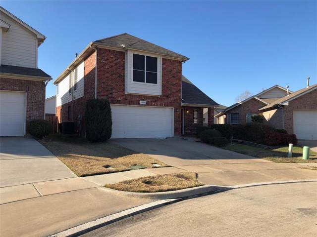 6345 Claire Drive, Fort Worth, TX 76131 (MLS #14236970) :: All Cities Realty