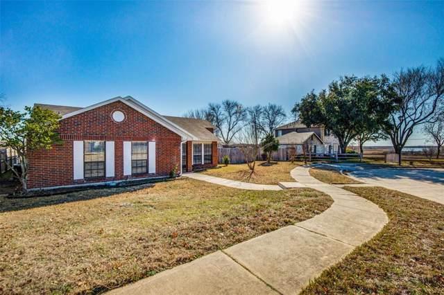 4305 Queen Circle, The Colony, TX 75056 (MLS #14236996) :: Maegan Brest | Keller Williams Realty