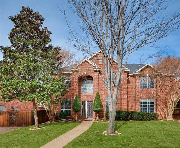 2703 Indian Oak Drive, Grapevine, TX 76051 (MLS #14237014) :: All Cities Realty