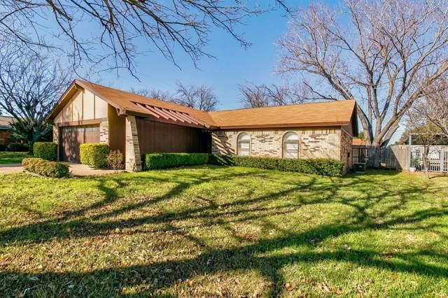 2202 Pebblecreek Drive, Cleburne, TX 76033 (MLS #14237017) :: The Kimberly Davis Group