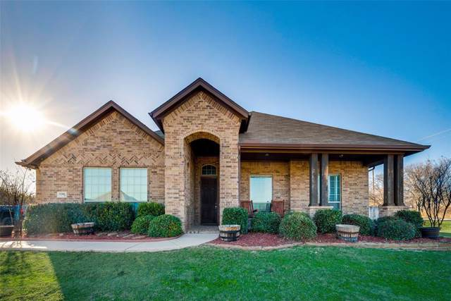 12300 Wagon Bow Drive, Burleson, TX 76028 (MLS #14237031) :: All Cities Realty