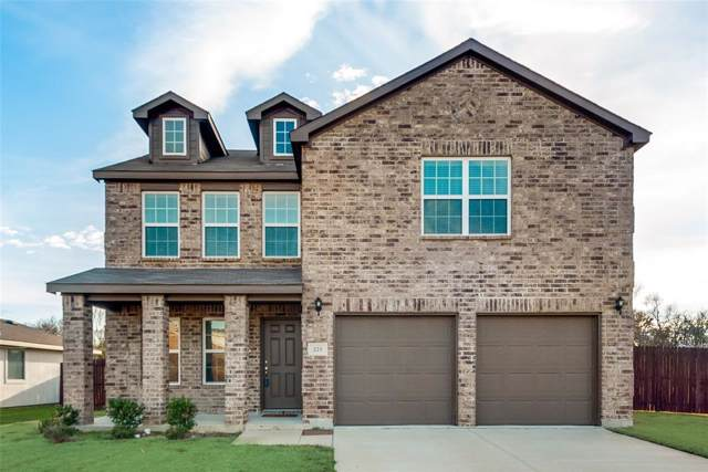 225 Willow Creek Lane, Terrell, TX 75160 (MLS #14237045) :: RE/MAX Town & Country