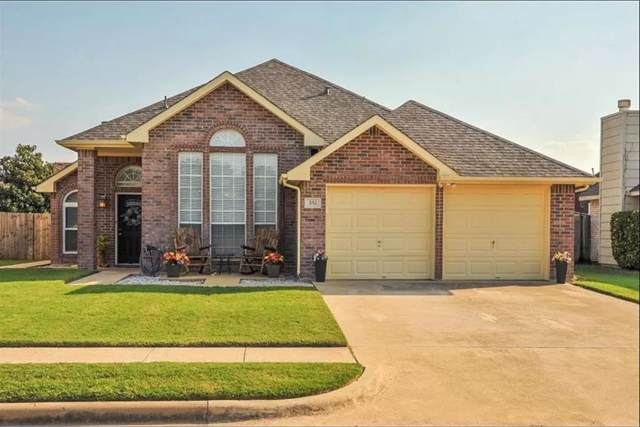252 Stone Creek Boulevard, Glenn Heights, TX 75154 (MLS #14237052) :: Tenesha Lusk Realty Group
