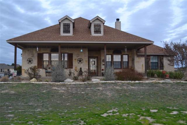 2202 Wills Way Drive, Granbury, TX 76049 (MLS #14237055) :: The Kimberly Davis Group