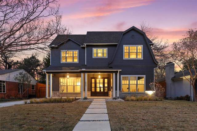 6827 Northridge Drive, Dallas, TX 75214 (MLS #14237057) :: The Good Home Team