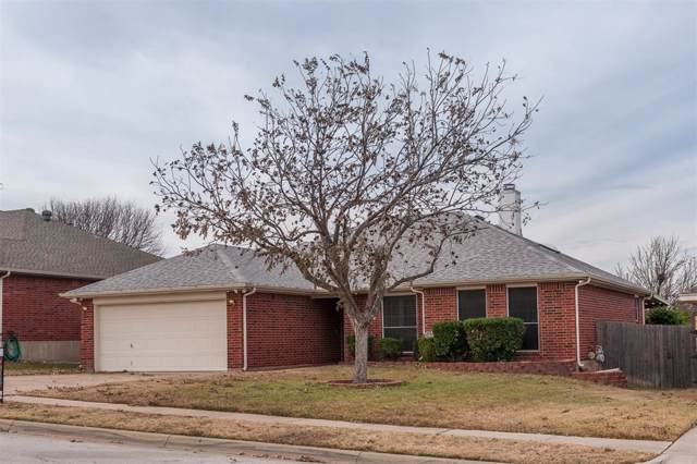 1008 Judy Street, White Settlement, TX 76108 (MLS #14237070) :: Team Tiller