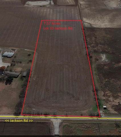 TBD Jackson Rd Road, Krum, TX 76249 (MLS #14237073) :: Robbins Real Estate Group
