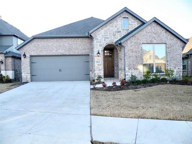 2013 Overton Park Drive, Prosper, TX 75078 (MLS #14237080) :: Tenesha Lusk Realty Group