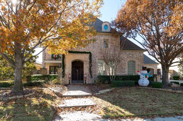 5939 Aberdeen Place, Frisco, TX 75034 (MLS #14237086) :: All Cities Realty
