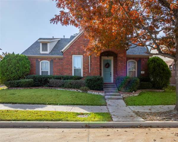 1826 Pecan Grove, Carrollton, TX 75007 (MLS #14237089) :: Tenesha Lusk Realty Group