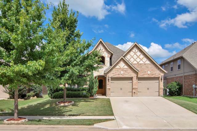 9824 Mullins Crossing Drive, Fort Worth, TX 76126 (MLS #14237101) :: Baldree Home Team