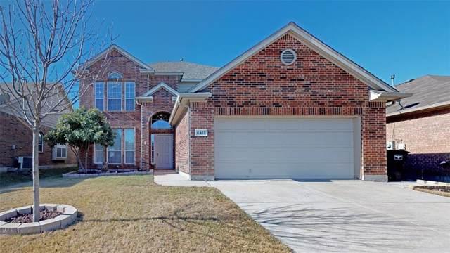 6417 Alexandra Meadows Drive, Fort Worth, TX 76131 (MLS #14237106) :: Ann Carr Real Estate