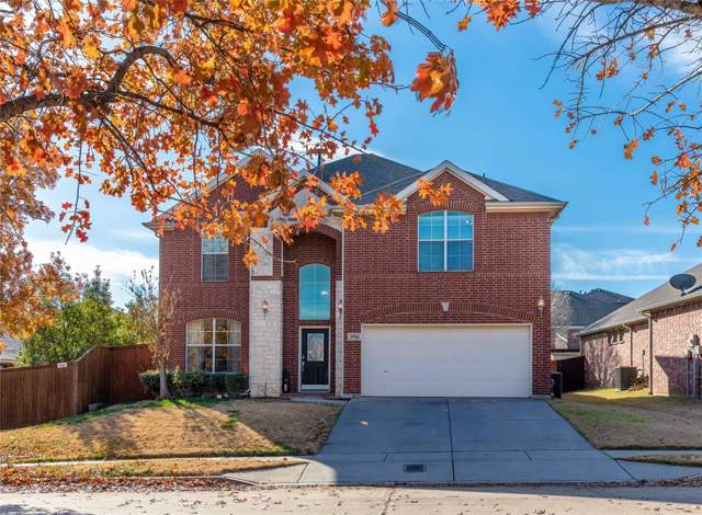 3516 Amador Drive, Fort Worth, TX 76244 (MLS #14237108) :: The Heyl Group at Keller Williams