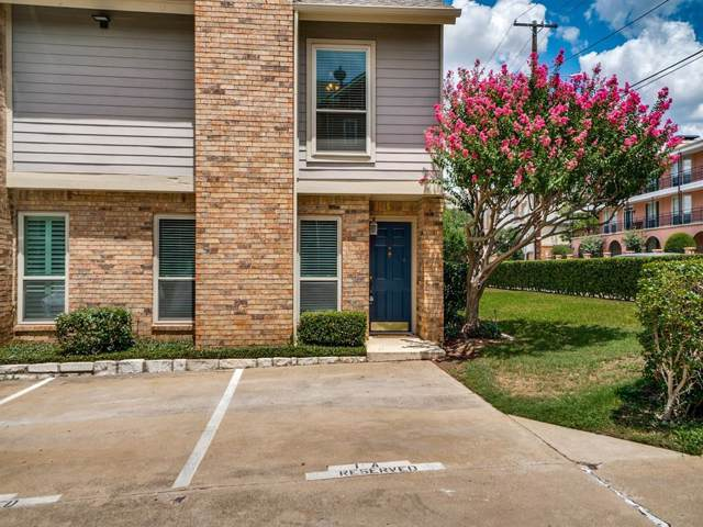 3215 Cole Avenue #101, Dallas, TX 75204 (MLS #14237110) :: All Cities Realty