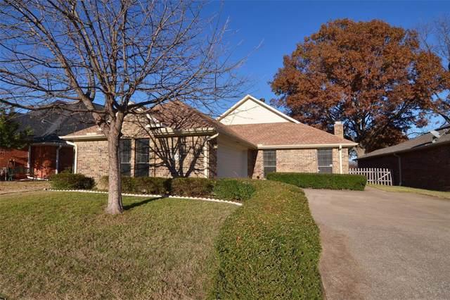2750 Laurel Oaks Drive, Garland, TX 75044 (MLS #14237118) :: Team Tiller
