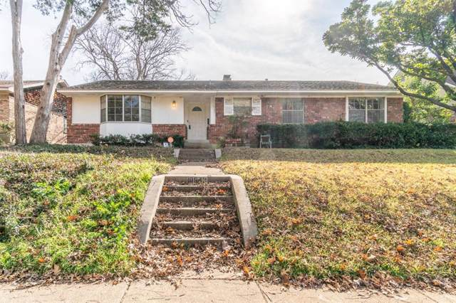 10542 Creekmere Drive, Dallas, TX 75218 (MLS #14237142) :: The Good Home Team
