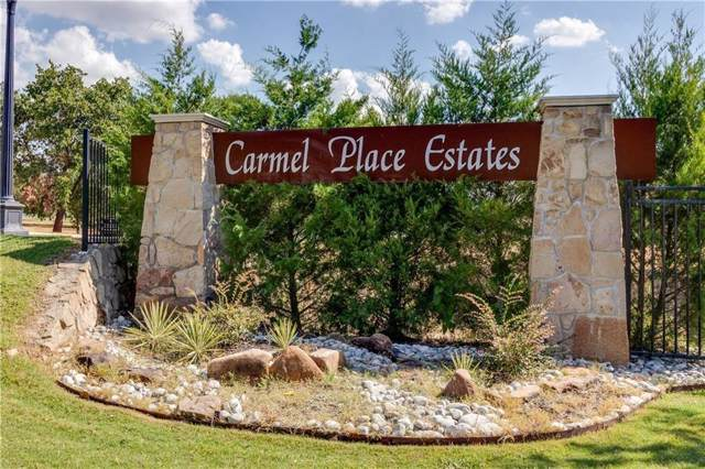 4827 Carmel Place, Colleyville, TX 76034 (MLS #14237177) :: The Tierny Jordan Network