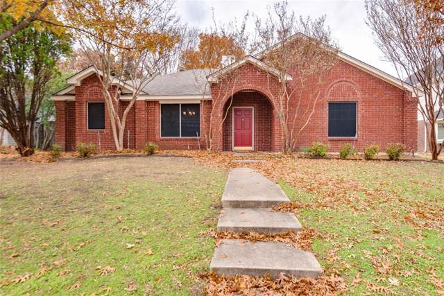 810 Fairlawn Street, Allen, TX 75002 (MLS #14237181) :: Tenesha Lusk Realty Group