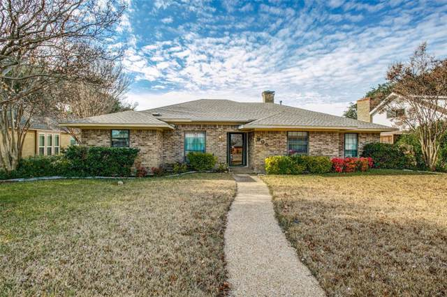 900 E Spring Valley Road, Richardson, TX 75081 (MLS #14237189) :: Tenesha Lusk Realty Group