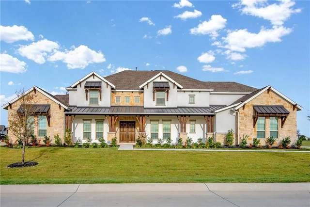 321 Bonham Boulevard, Fairview, TX 75069 (MLS #14237210) :: Baldree Home Team
