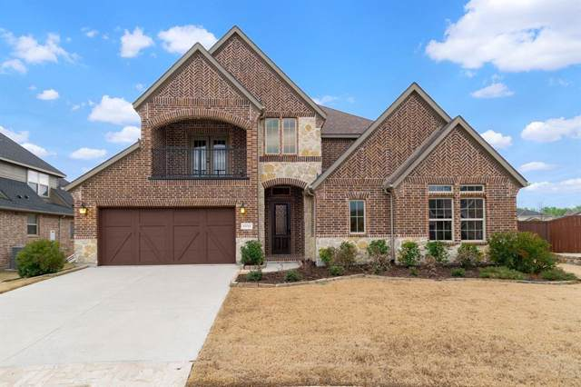 13711 Clusterberry Drive, Frisco, TX 75035 (MLS #14237219) :: The Chad Smith Team