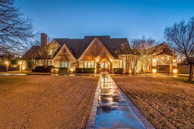 1425 Woodridge Drive, Aledo, TX 76008 (MLS #14237238) :: RE/MAX Town & Country