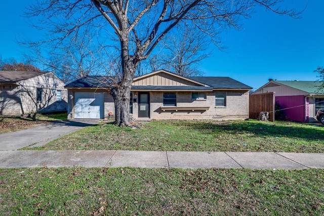1006 Caravan Trail, Duncanville, TX 75116 (MLS #14237246) :: Robbins Real Estate Group