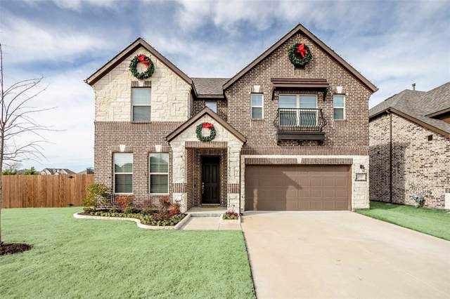 1701 Jessie Lane, Mckinney, TX 75071 (MLS #14237249) :: Tenesha Lusk Realty Group