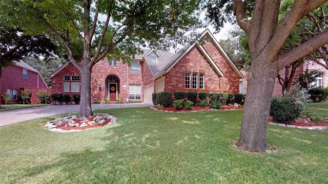 3700 Saint Mark Drive, Flower Mound, TX 75022 (MLS #14237251) :: RE/MAX Town & Country