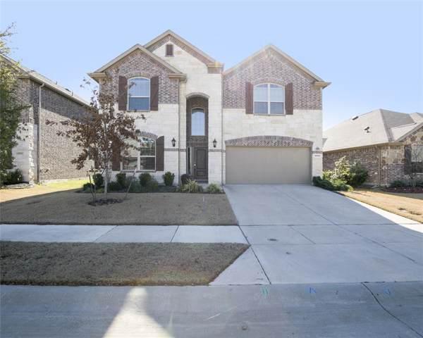 16600 Central Garden Lane, Prosper, TX 75078 (MLS #14237263) :: Tenesha Lusk Realty Group