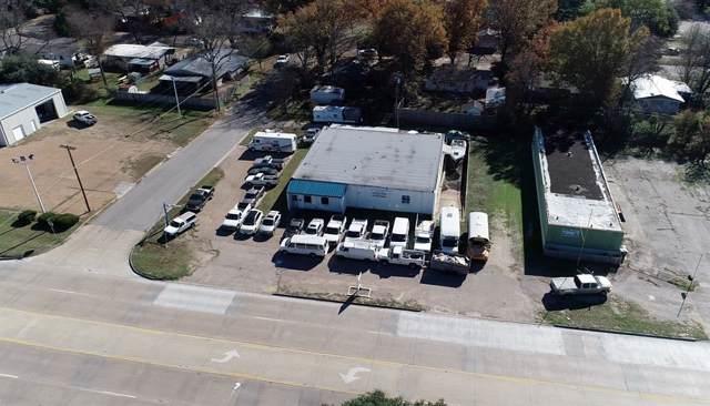 3001 W 7th Avenue, Corsicana, TX 75110 (MLS #14237268) :: The Kimberly Davis Group